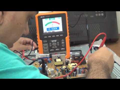 Amostra do curso de TV LCD Philips 26/32PFL3404/78