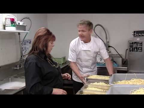 Empty Restaurant Has Over 400 Portions of Pre-Cooked Pasta! | Kitchen Nightmares