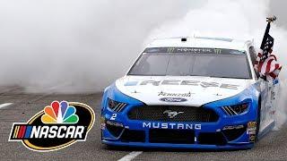 NASCAR STP 500 at Martinsville | EXTENDED HIGHLIGHTS | 3/24/19 | Motorsports on NBC