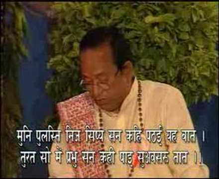 Sunderkand - 7 ( Sundar kand ) Sung by Guruji Shri Ashwinkumar...