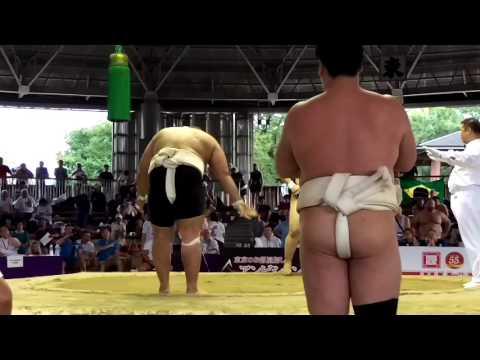 EGY Omar vs MGL Sumo World Championships 2015