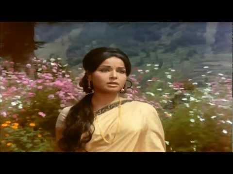 Megha Chhaye Aadhi Raat - Lata - Sharmilee (1971) - HD