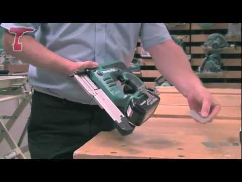 Makita BPT351 LXT 18V Li-Ion Cordless 23 Gauge Pin Nailer
