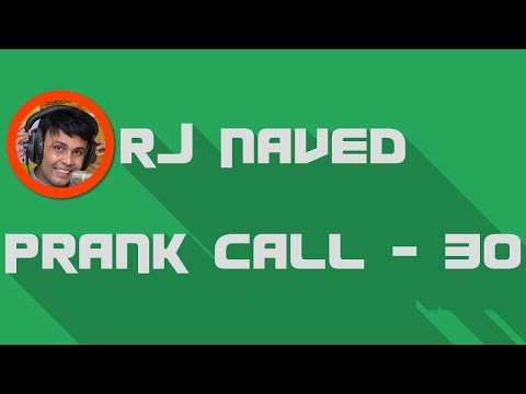 Rj Naved Talks to a Pakistan Minister about Kashmir - RJ Naved Prank Call - 30