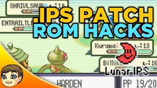How to Patch .IPS Pokemon ROM Hacks! // Lunar IPS to GBA Tutorial