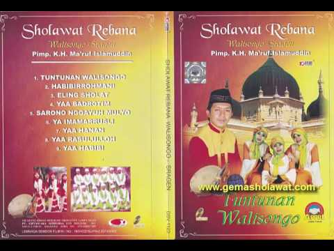 Download Lagu Full Album TUNTUNAN WALISONGO - Rebana Walisongo MUSIK RELIGI Indonesia MP3 Free