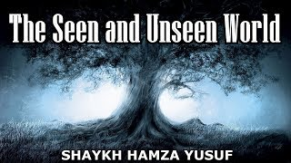 Video: Our World has roots in the Unseen World - Hamza Yusuf
