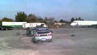 Drifturi @salonul auto Bucuresti 2011