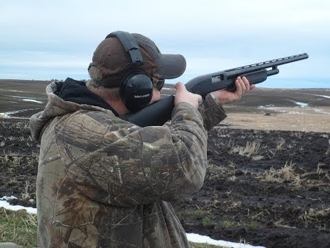 Mossberg Maverick Model 88 Shotgun Review (HD)