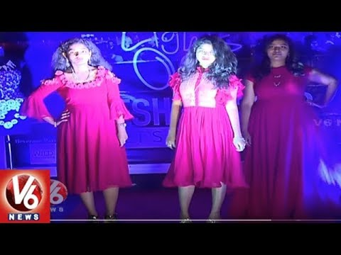 Vasyaa School Of Fashion Designing College Freshers Day Party 2018 Celebrations | Hyderabad | V6
