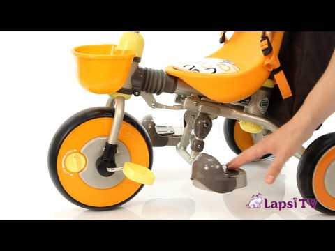 Трехколесный велосипед Ides Compo 2 (Айдес Компо 2)