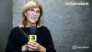 CERSAIE 2017 | EMILGROUP - Debora Laterza ci racconta i Brand Emilceramica, Ergon, Provenza e Viva