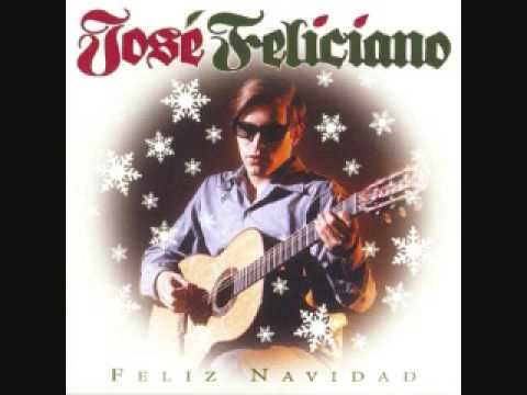 Jose Feliciano Feliz Navidad Wish You A Merry Christmas YouTube