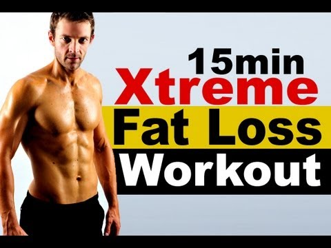 Extreme Home Fat Loss Workout for 6 Pack Abs
