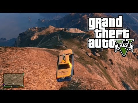 GTA 5 - Free Roam Gameplay LIVE! GTA 5 Gameplay! (GTA V)