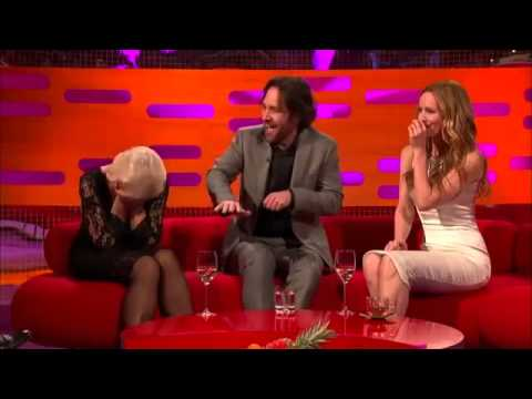 The Graham Norton Show S12E15 Dame Helen Mirren, Paul Rudd, Leslie Mann, Little Mix YouTub