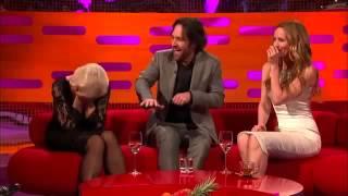 The Graham Norton Show S12E15 Dame Helen Mirren, Paul Rudd, Leslie Mann, Little Mix YouTub