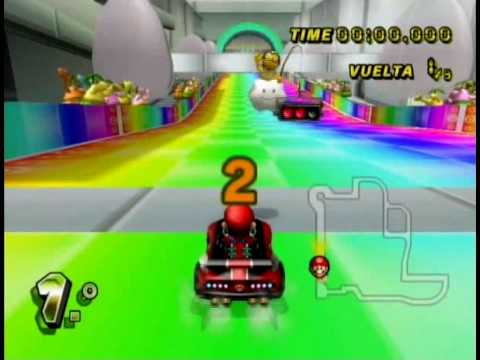 [MKWII]Playing with custom BRSTM