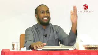 Video: Prophet Job's Amazing Patience - AbdulRahman Hassan