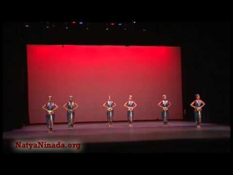Bharathanatyam Recital - Sri Krishna Leela video