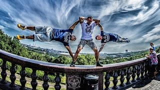 Best of Calisthenics 2014 - TOP 10 Moves!