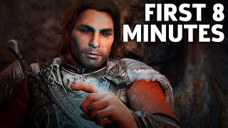 Middle-earth: Shadow Of War First 8 Minutes Of Gameplay