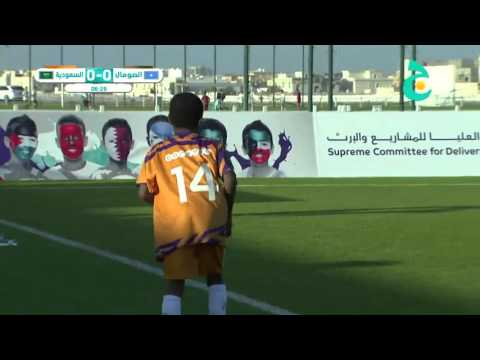 Somalia 1-1 Saudi Arabia Full Match