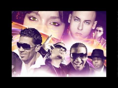 Latin Girl - Cosculluela Ft Omega, Jowell & Randy, De La Ghetto, Jenny La Sexi Voz (Official Remix)