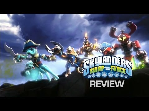 Skylanders Swap Force - Review