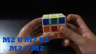 How to Solve a Rubik's Cube: Last Layer