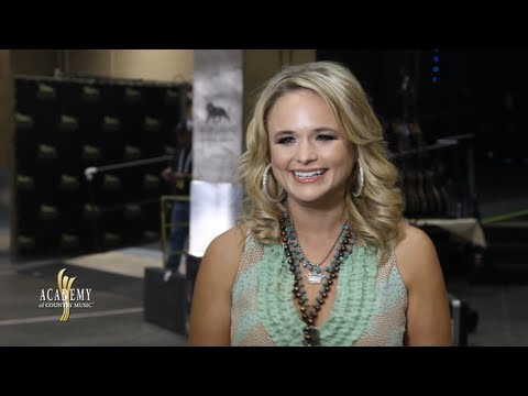 Behind the Scenes at Rehearsals: Miranda Lambert - 2013 ACM Awards
