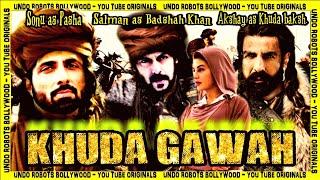 Khuda Gawah   Remake   Salman Khan   Jacqueline Fernandez   Akshay Kumar   Sonu Sood   Fan-Made