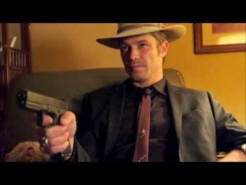 Justified Theme Song (long Hard Times To Come) video