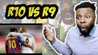 R10 vs R9 ● Skills Battle |HD Reaction