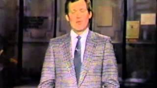 David Letterman Harmon Killebrew Night!
