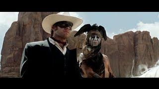 The Lone Ranger Trailer