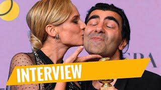 GOLDEN GLOBES 2018 | Red-Carpet-Interview mit Regisseur Fatih Akin | FredCarpet