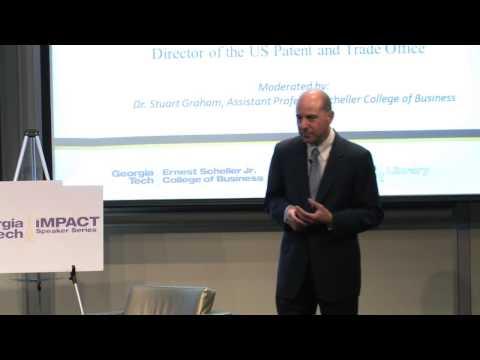 IMPACT Speaker - David Kappos