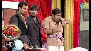 Sudigaali Sudheer Performance   Extra Jabardasth   20th April 2018   ETV Telugu