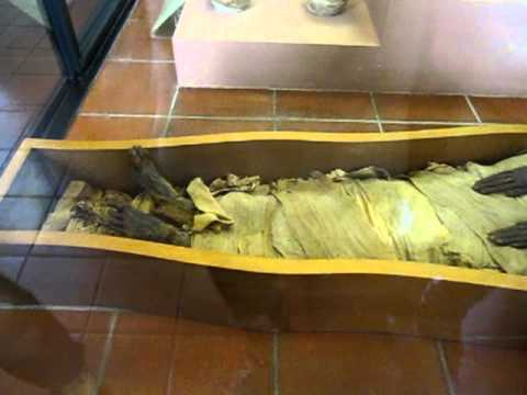 Egyptian Mummy In Vatican Museum