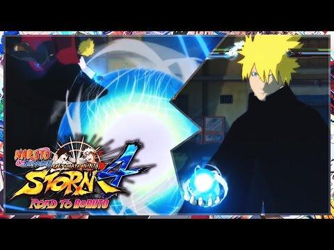 Adult Boruto Curse Mark Unlocked!!! Naruto Shippuden Ultimate Ninja Storm 4 Mods w/ ShinoBeenTrill thumbnail