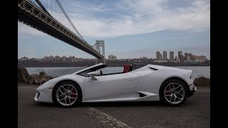 Bought A New 2019 Lamborghini Huracan Spyder