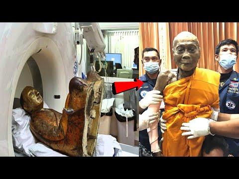1100 साल पुरानी इस ममी का जब सिटीस्कैन किया गया..  Secrets revealed  of 1100 years old mummy