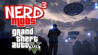 Nerd³ Mods... GTA V - EARTH GO HARD