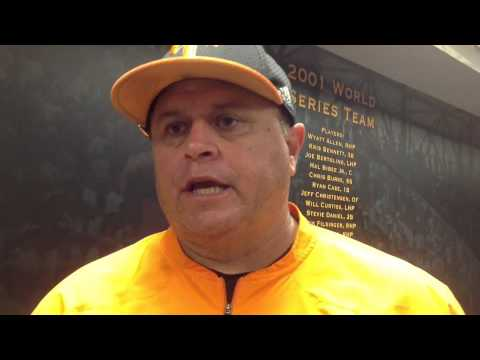Dave Serrano: Tennessee Baseball vs. Texas A&amp;M (5/17/13)