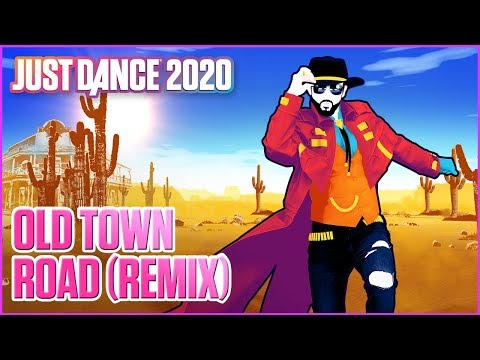 Just Dance 2020: Old Town Road (Remix) by Lil Nas X Ft. Billy Ray Cyrus | Track Gameplay [US]