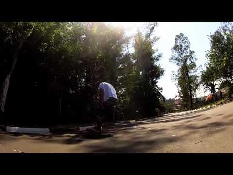 LONGBOARD SKATE - US BOARDS - DIEGO POLITO