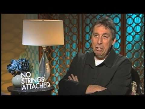 No Strings Attached interviews - Ivan Reitman - Ghostbusters 3