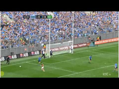Dublin vs Mayo All Ireland Semi Final 2015 Game 1 Full Match 30/08/15