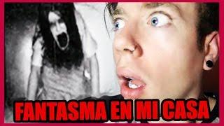 ¿HAY UN FANTASMA EN MI CASA? | Especial Halloween | LUCAS CASTEL